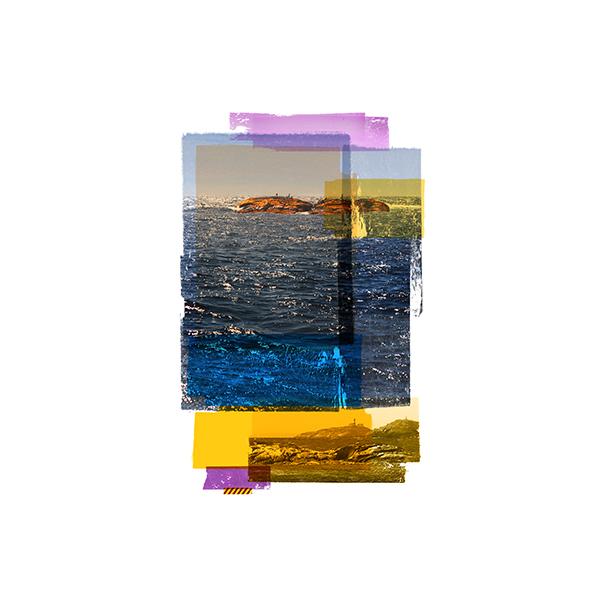 Pysen / Vertical  Original Archival UV Pigment Print / BFK Rives 300 gr 120 x 80 cm / 47 x 32 in Edition of 50 + 5 A Editeur: Per Fronth Studios / Printer Henrik Aunevik  07/2017:
