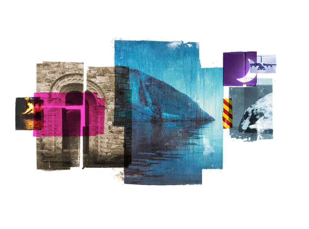 Olsok.verk / Stiklestad: Hjemkomst (Portal) NYH  Original Archival UV Pigment Print / BFK Rives 250 gr 76 x 56 cm / 22 x 30 in Edition of 60 + 7 Ap Editeur: Per Fronth Studios / Printer Henrik Aunevik  17/2015: