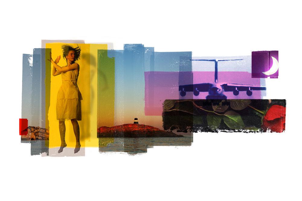 Defence / AFG Eclipse  Original Archival UV Pigment Print / BFK Rives 250 gr 120 x 80 cm / 47 x 32 in Edition of 50 + 7 Ap Editeur: Per Fronth Studios / Printer Henrik Aunevik  18/2015: