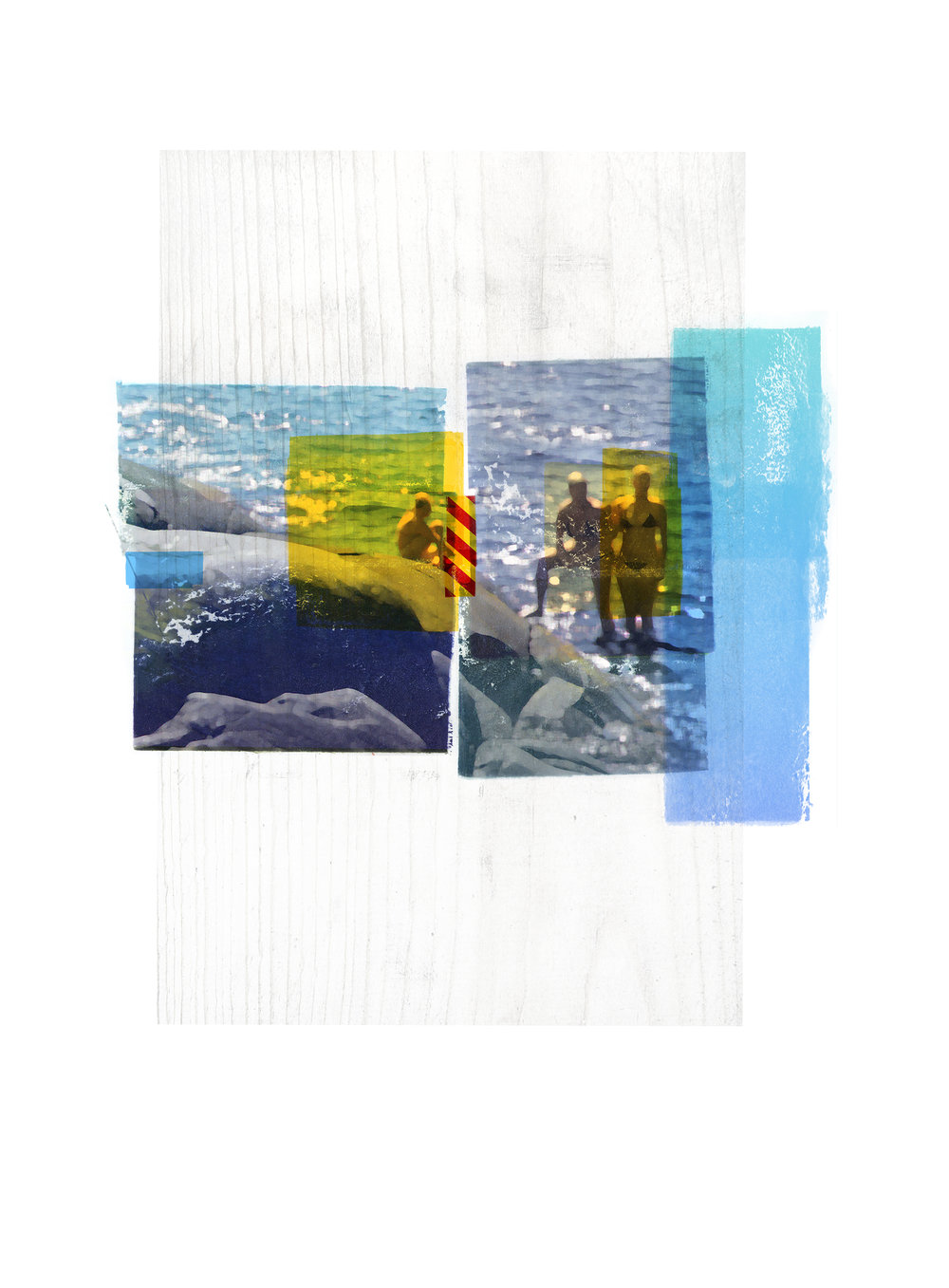 Zenit / (Meholmen)  Original pigment print / BFK rives 250 gr 25 x 35 cm /13,7 x 10 in Edition of 50 + 7 Ap Editeur: Per Fronth Studios / Henrik Aunevik  12/2014: