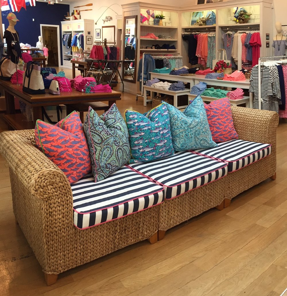 Cushions & Pillows for Vineyard Vines