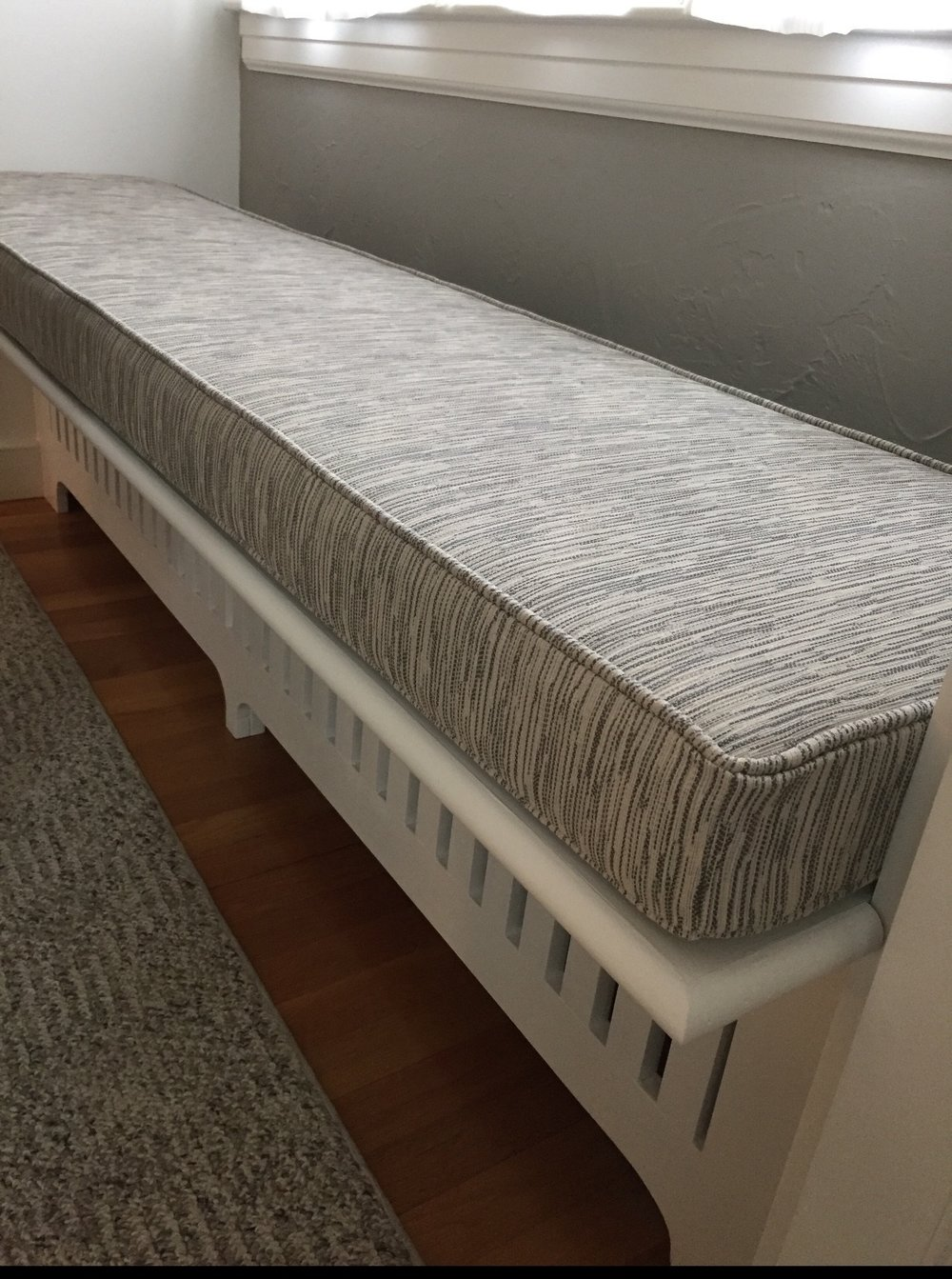 Bench Cushion for Homeowner