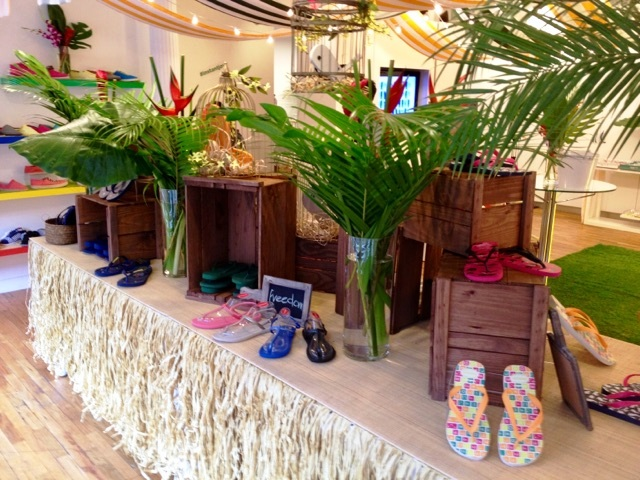 Props and Styling for Havaianas