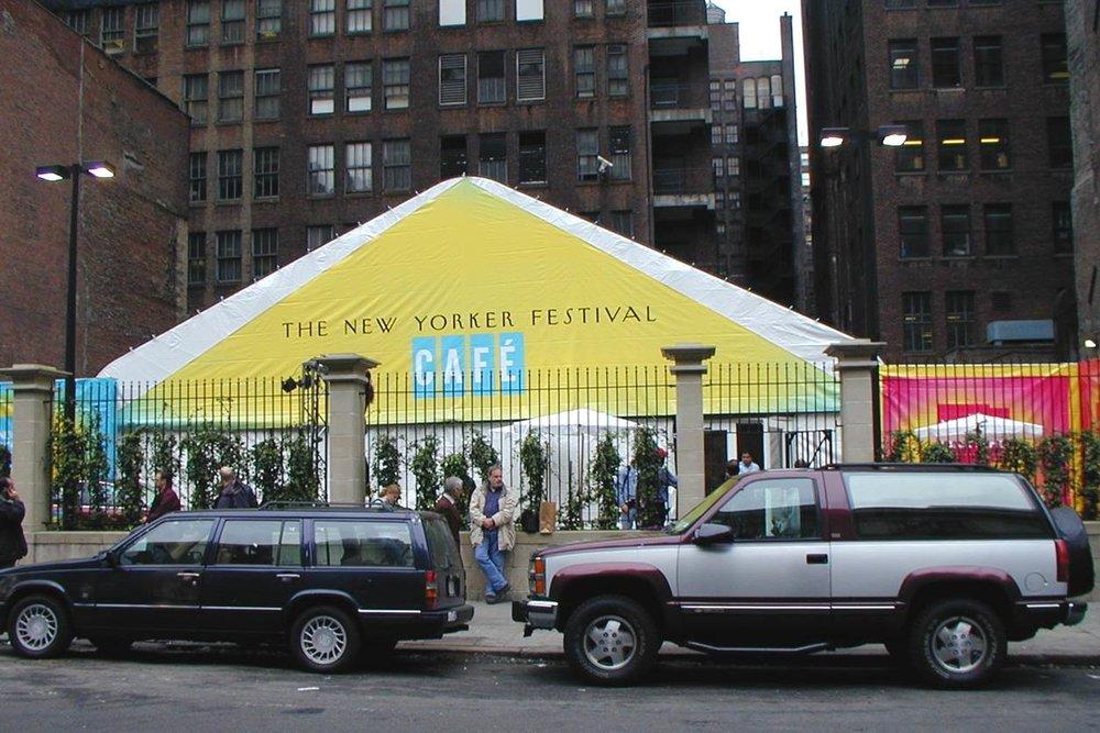Printed Tent