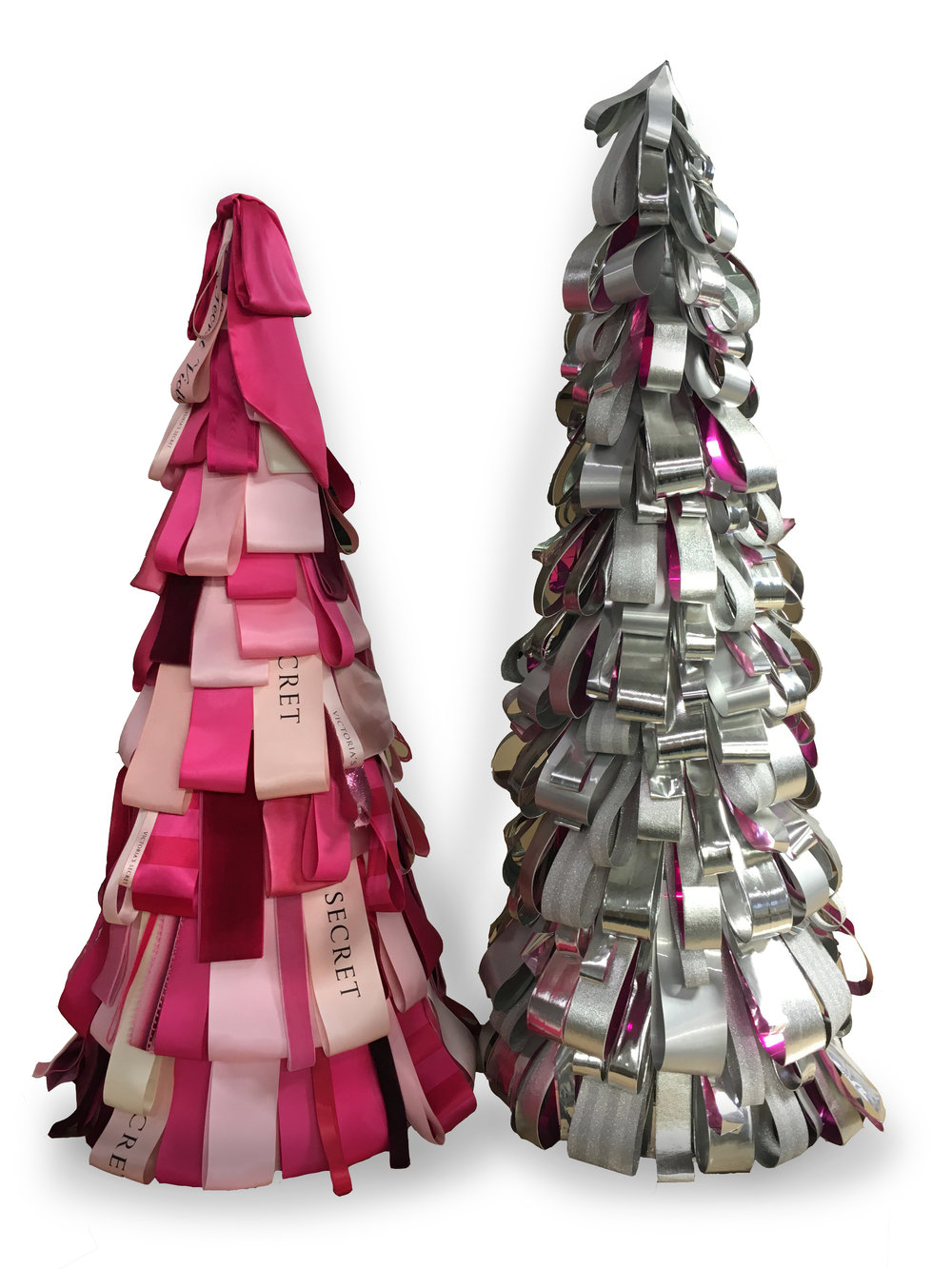 Custom Ribbon Trees