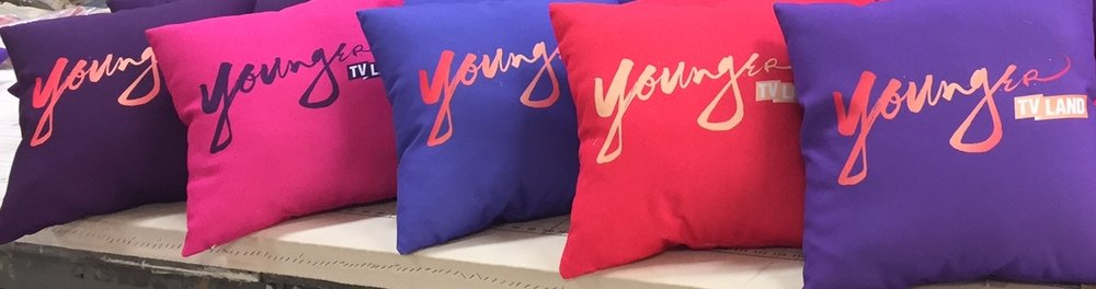 Younger Season 4 Premiere Pillows