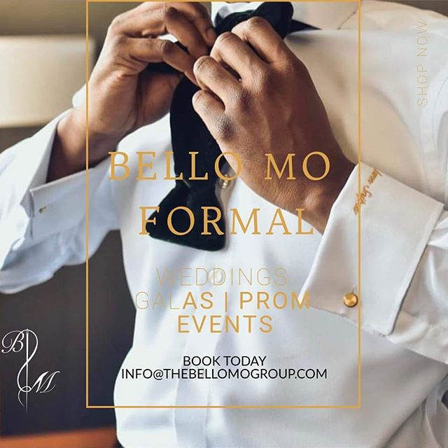 Whether it's #Prom a #Gala or your special #Wedding day. Allow the Bello Mo Group to bring your vision to life. #WhyRent and settle for a less superior product when we can produce a one of a kind #Suit #Design made specifically for you that you won't be required to return the next day. Set yourself apart. Create lasting memories taking the custom approach on your special day.  Dm for more information.  #Duval #Jacksonville #HomeComing #Jville #Prom #Stl #Atl #Dapper #DapperlyStyled #DapperlyDone #Suit  #Style #Fashion #Custom #CustomShirts  #Consultants #FashionConsultants #Trends #Suits #CustomSuiting #Detailed #Atlgeorgialife