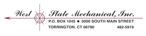 Bronze Level Sponsor - West State Mechanical has been a generous sponsor for 5 years