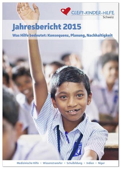 Geschäfstbericht 2015