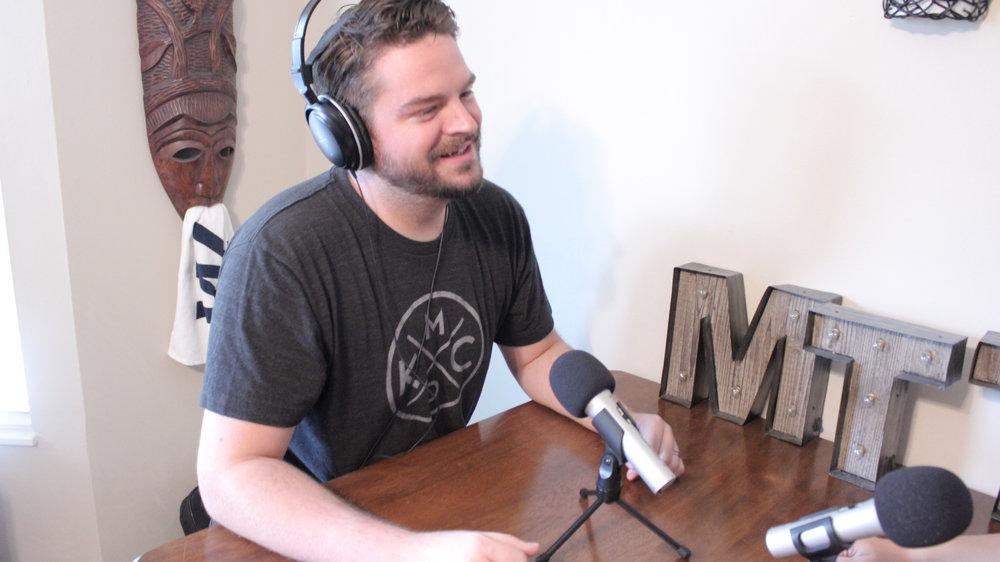 Charlie Duber (Co-host of MTT)