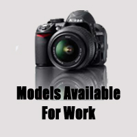 Models Available for Photo Shoots