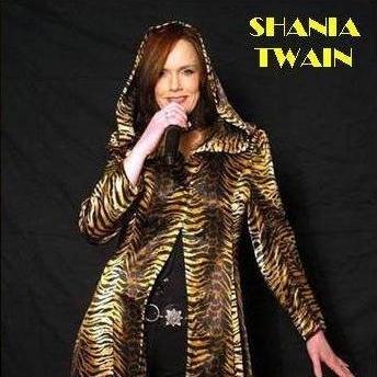 SHANIA TWAIN by Shona McVey
