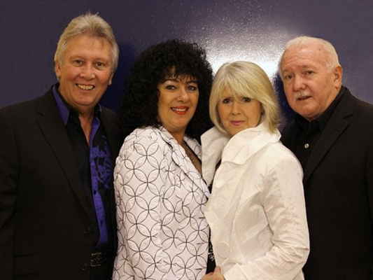 BROTHERHOOD OF MAN - Ft. original singers LEE SHERIDEN, MARTIN LEE, VICKY STEVENS, SANDRA STEVENS