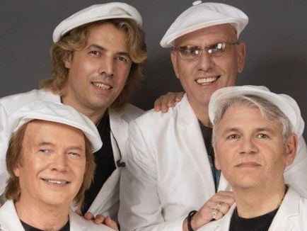 RUBETTES - Ft. original lead singer ALAN WILLIAMS, drummer JOHN RICHARDSON, bassist MICK CLARKE