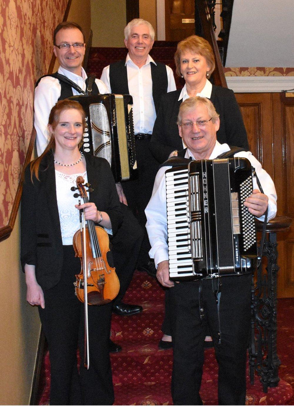 John Stuart Ceilidh Band