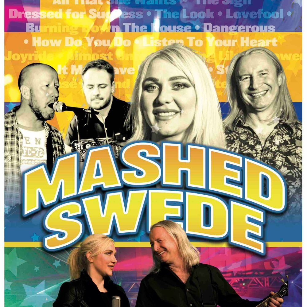 ACE OF BASE ROXETTE AND CARDIGANS by Mashed Swede