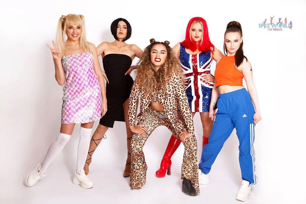 SPICE GIRLS by Spiceworld