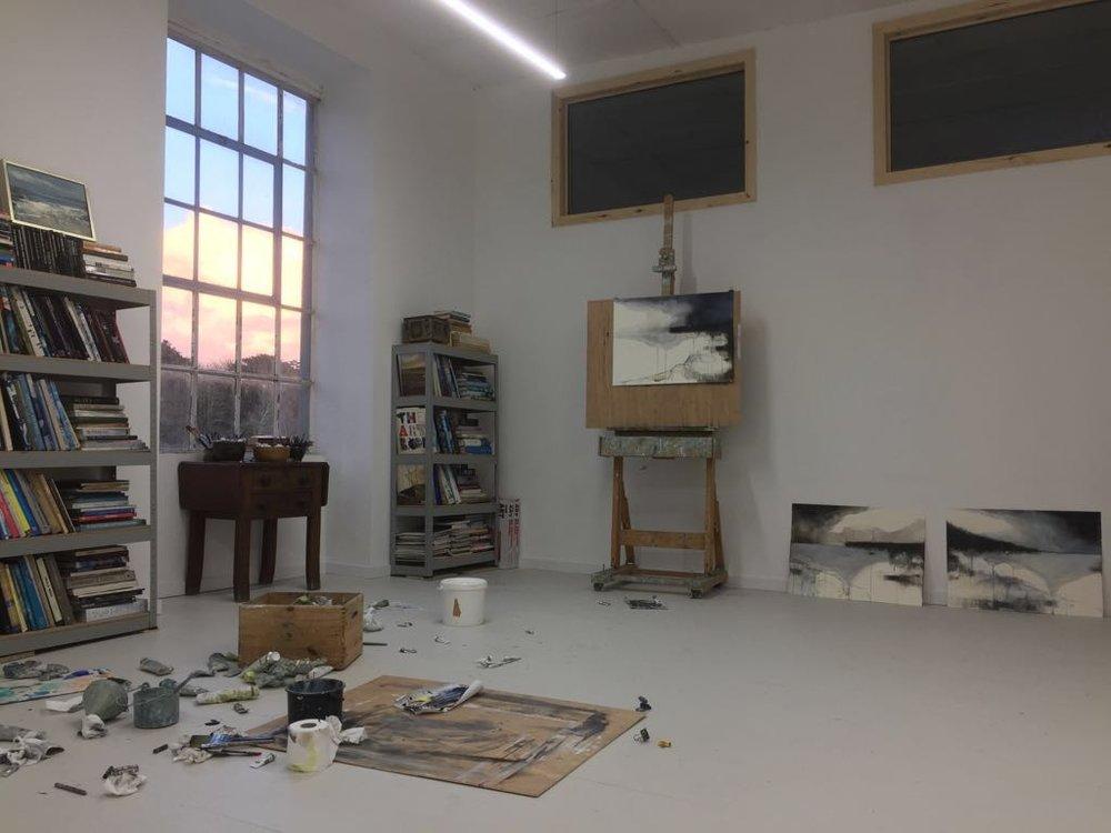 studio view sunset .JPG