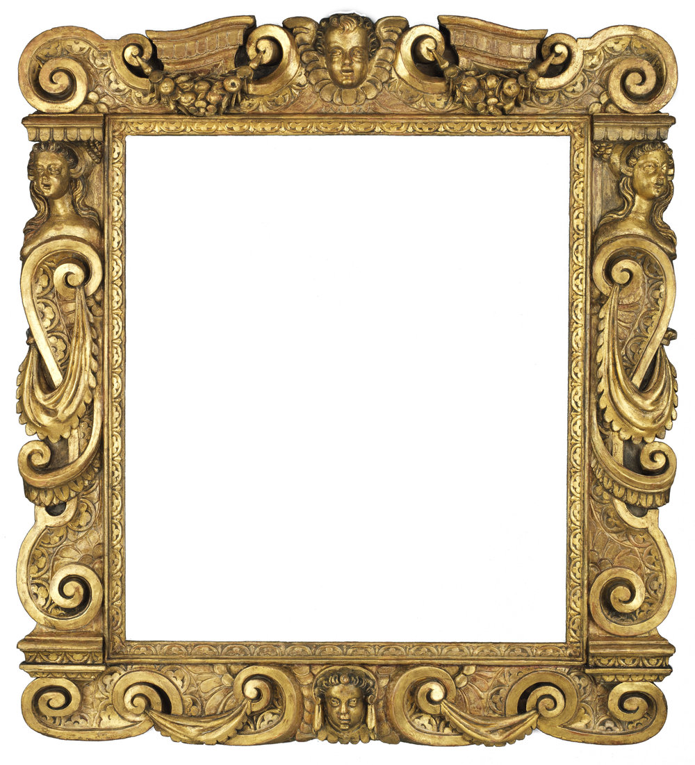Sansovino Full Antique Frames