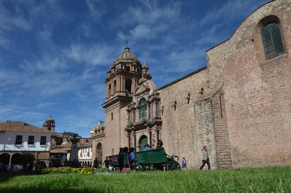 La Merced Church, Cusco Peru