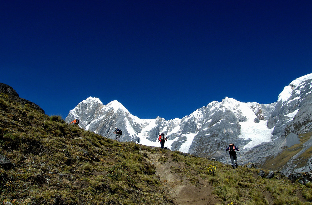 Hiking Peru   Hiking Huayhuash    Book This Tour