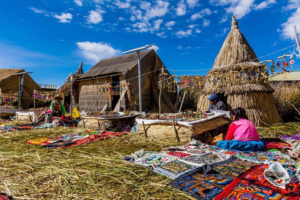 Cultural Peru   Lake Titicaca & Amantani Island    Book This Tour