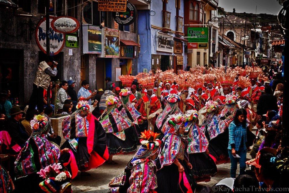 Cultural Peru   La Candelaria Festival & Lake Titicaca    Book This Tour