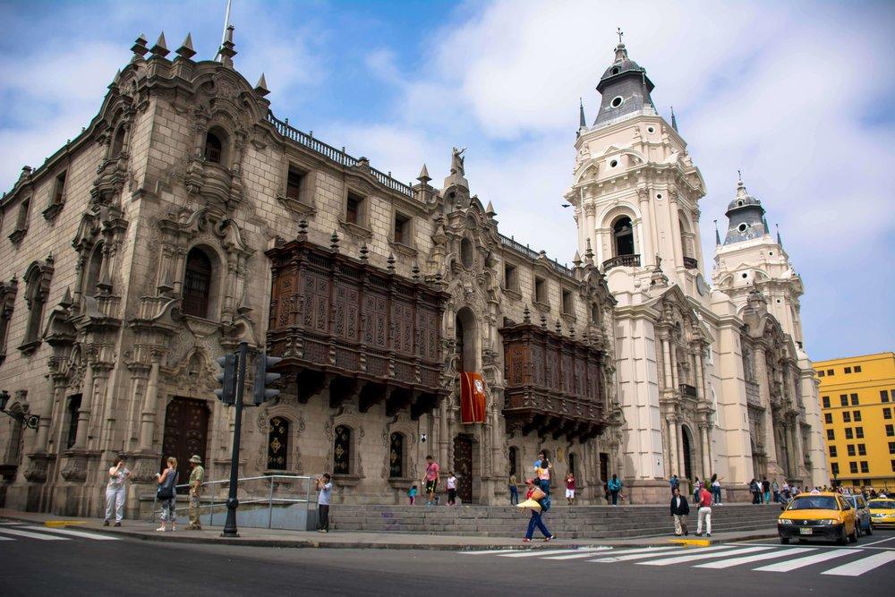Cultural Peru   Lima & Pachacamac    Book This Tour