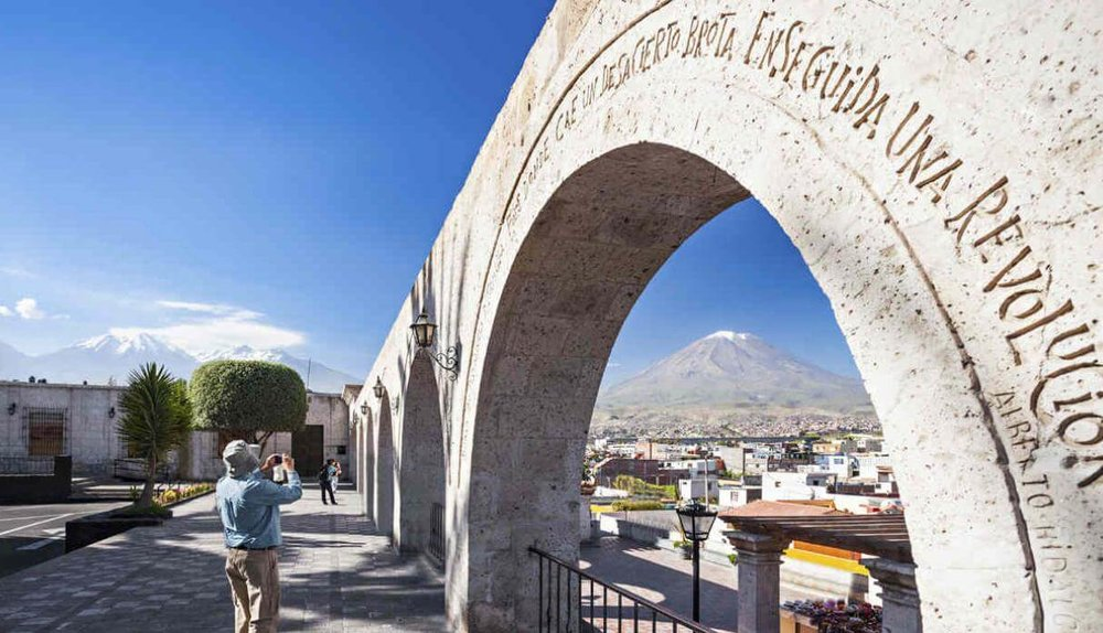 Cultural Peru   Arequipa & Colca Canyon    Book This Tour