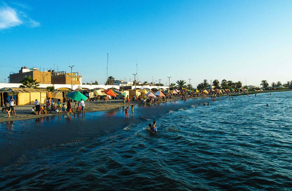Cultural Peru   Lima - Paracas & Nasca    Book This Tour