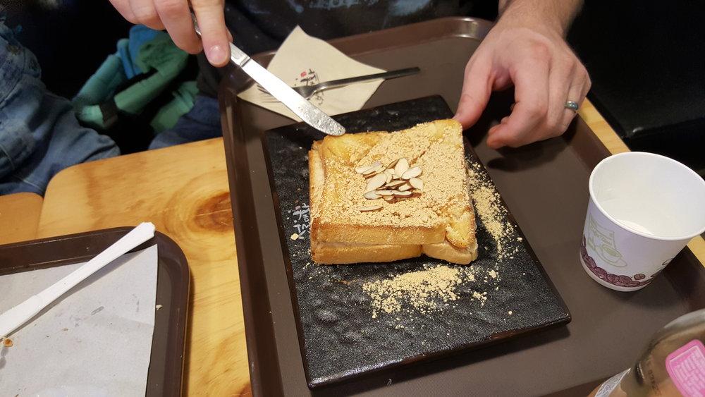 Grilled Sandwich...