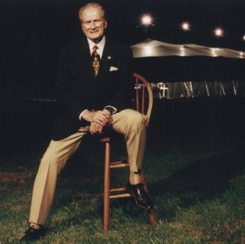 R.W. SCHAMBACH – TELEVANGELIST, PASTOR AND AUTHOR