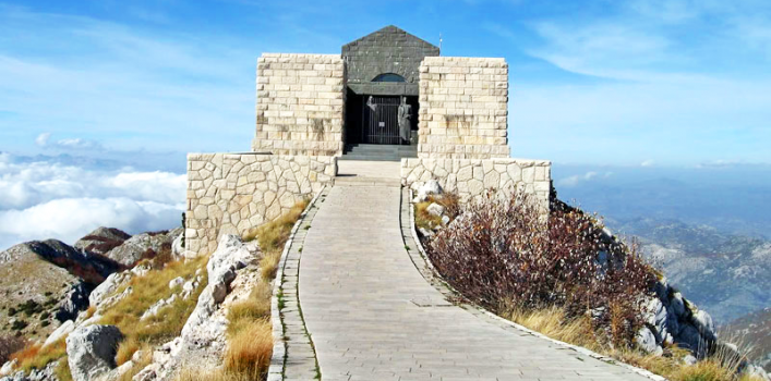 Mausoleum of Njegos - Lovcen