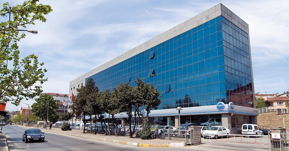 evsan fiat showroom & service center — bhdr development