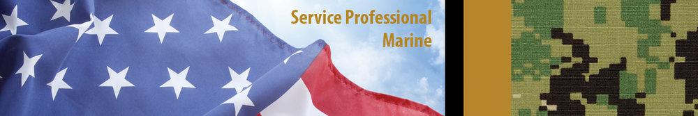 Service Professional United States Marine
