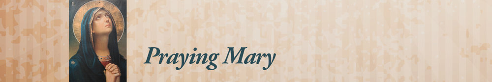 Praying Mary