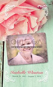 Prayer Card Front