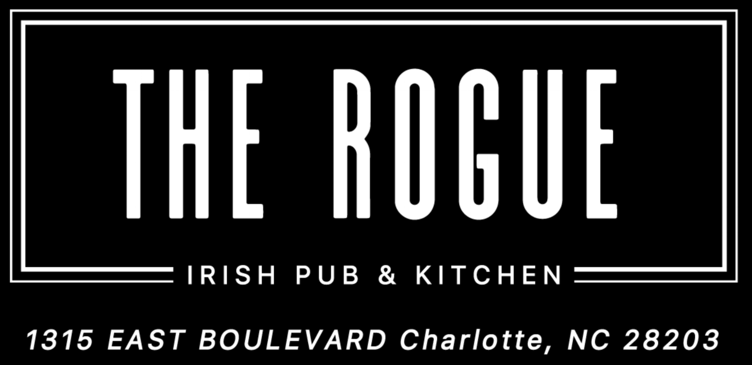 The Rogue Irish Pub & Kitchen | 1315 East Blvd, Charlotte, NC 28203
