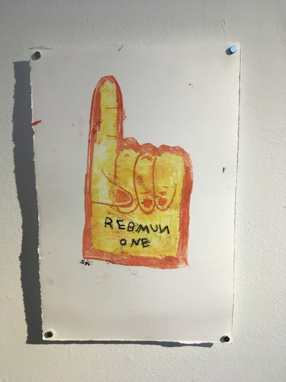 rebmun one, 2018