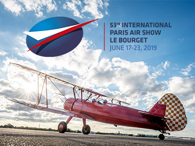 Paris Air Show 2019 - July 17–23, 2019Le Bourget, ParisCarteNav will be exhibiting at the Paris Air Show 2019. For event information, click here.