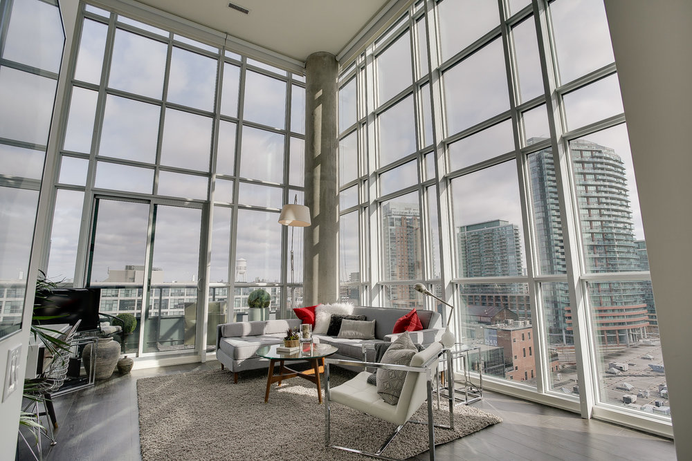 5 Hanna Ave #726, Liberty Village - SOLD