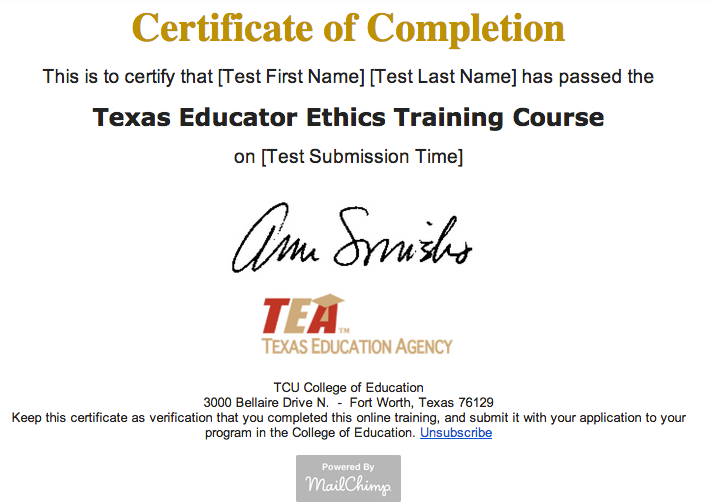 _Test__Texas_Educator_Ethics_Training_Course_certificate_-_curbyalexander_gmail_com_-_Gmail