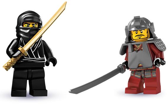 ninja-samurai