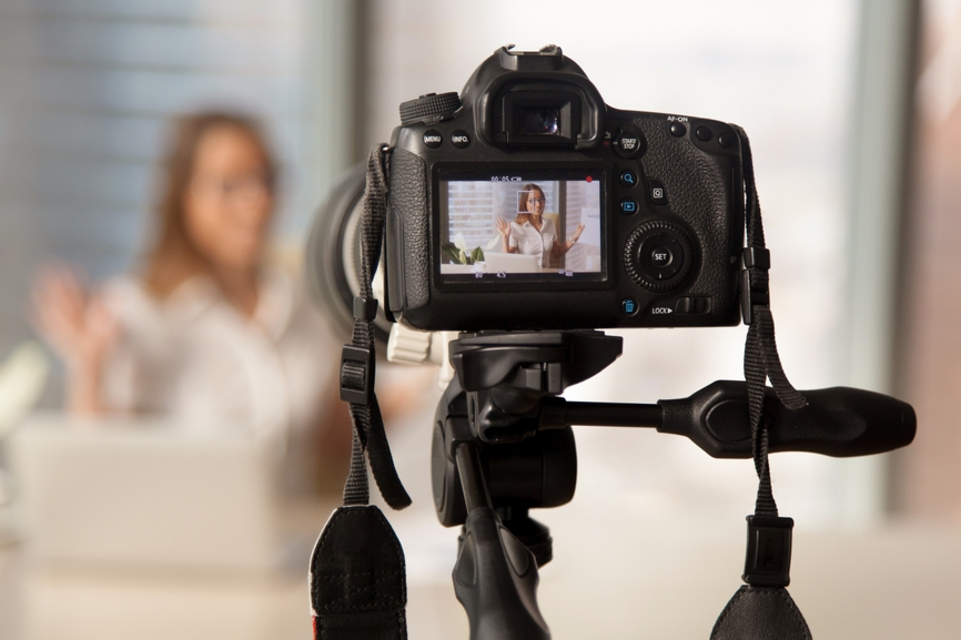 a brief quality video on your website educates the public about your business
