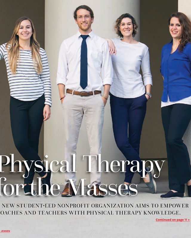 Movement Alliance was featured in the most recent issue of inMotion Magazine 📖 from @uscbknpt. We are excited to share our story a larger audience to continue making positive change in our communities 👨👩👦👦👨👩👧👦