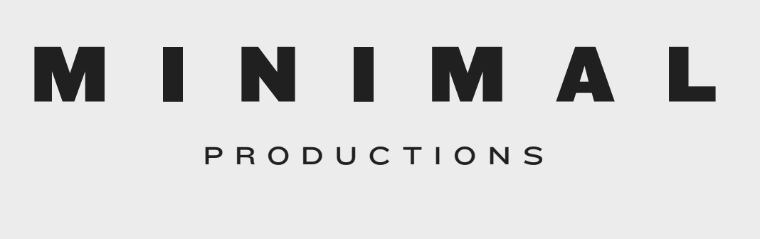MINIMAL PRODUCTIONS