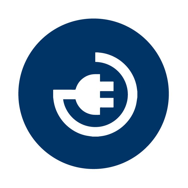 hook up symbol