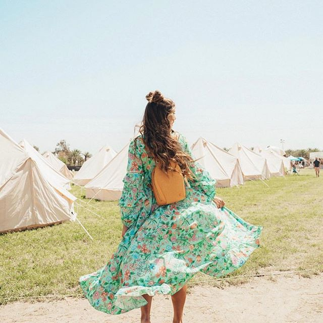 ⛺️ Dancing into the weekend at Base Camp like @jamienkidd ✨