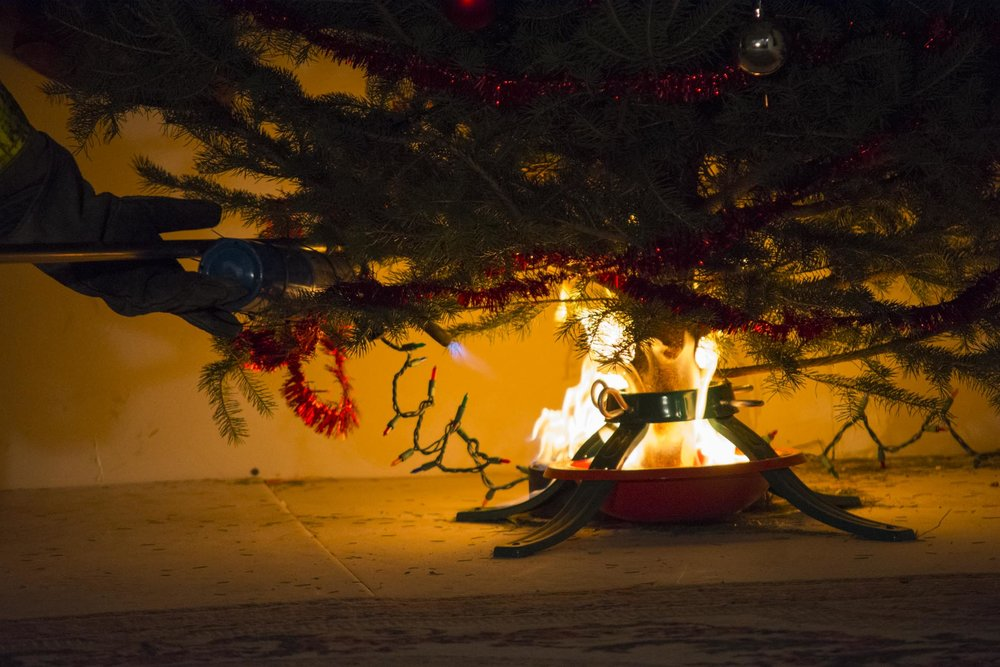 5 Tips to Help Prevent Christmas Tree Fires