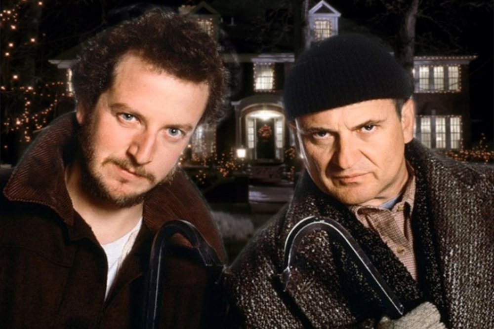"Don't Let the ""Wet Bandits"" Burgle Your Home this Holiday Season"
